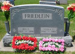 Viola G. <i>McDowell</i> Friedlein