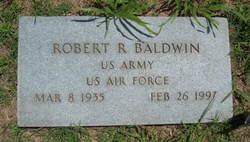 Robert R. Baldwin