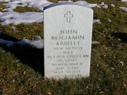 John Benjamin Abbott