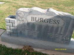 Rodney Cannon Burgess