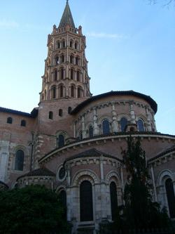 Basilica of Saint Sernin