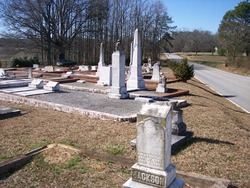 Meansville Congregational Church Cemetery