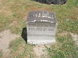 John Judson Bagley