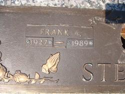 Frank Alvery Stevens, Jr