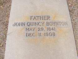 John Quincy Boynton