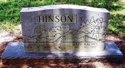 David Lee Hinson, Sr
