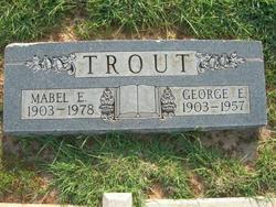 George Elza Trout