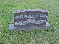 Susie Pearl <i>Thompson</i> Slaybaugh
