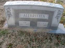 Iva Mae <i>Morgan</i> Allbritten