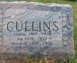 (James) Marshall Nim Cullins