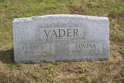 Forrest Edwin Vader