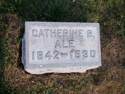 Catherine B. Ale