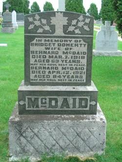Bridget <i>Doherty</i> McDaid