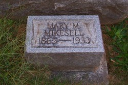 Mary Margaret <i>Coleman</i> Mikesell