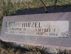 Myrle F Hirzel
