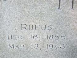 Rufus Hardy