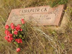 Ralph K Kirkpatrick
