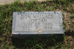 Don Wallace Jordan