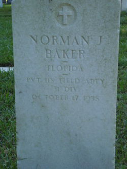 Norman Jerome Baker