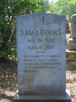 Sam Abrams