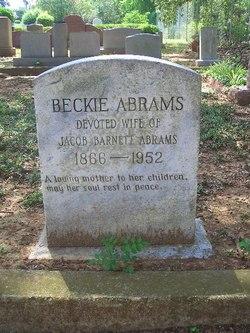 Beckie Abrams
