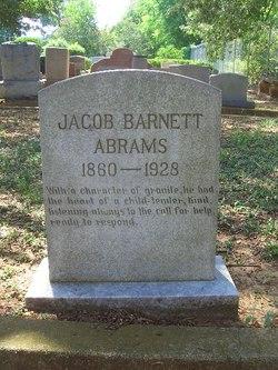Jacob Barnett Abrams