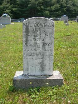 Marcus Lafayette Bowman
