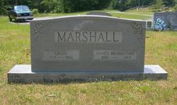 Nancy Angeline <i>Branscome</i> Marshall