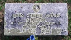 John Friend Auxier