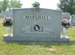 Cynthia Ann <i>Hicks</i> Marshall