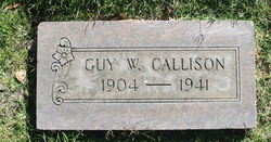 Guy W. Callison