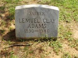 Lemuel Clay Adams