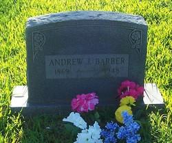 Andrew Jackson Elisha Barber