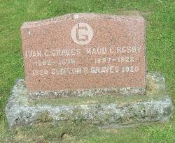 Maud C <i>Rosby</i> Graves