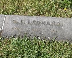George F. Leonard