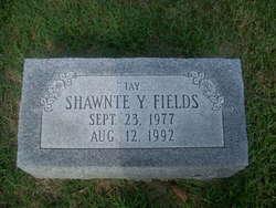 Shawnte Y. Tay Fields