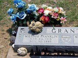 William Frank Grant