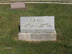 Mary A. Mollie <i>McKinney</i> Craig
