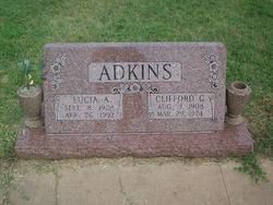 Clifford Granville Adkins