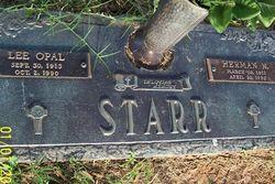 Lee Opal Starr