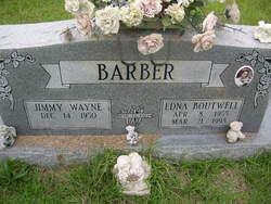 Edna Rae <i>Boutwell</i> Barber
