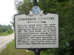 Furgerson Cemetery