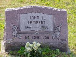 John L. Lambert