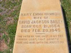 Mary Emma <i>Hammond</i> Bailey
