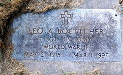 Leo A. Boettcher