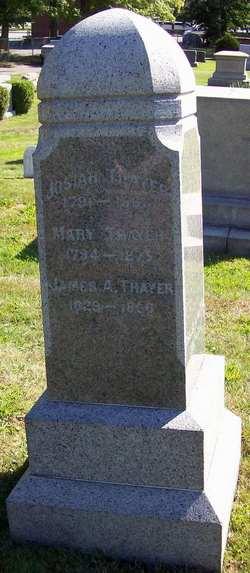 James Allen Thayer