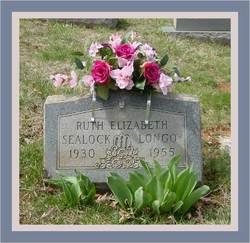 Ruth Elizabeth <i>Sealock</i> Longo