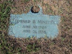 Edward Bailey Minster