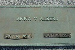 Anna Victoria Nana <i>Bednar</i> Albers
