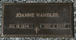 JoAnne <i>Littlejohn</i> Wandler
